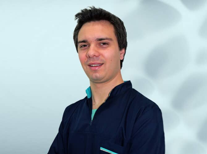 Fotografia Dr. Ivan Cabo